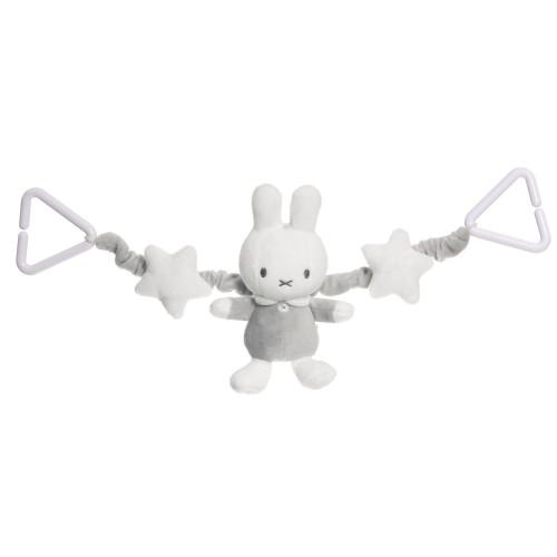 Miffy Vagnhänge Grå