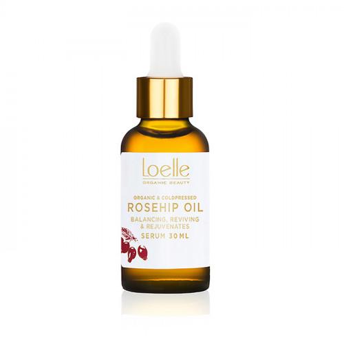 Loelle Rosehip Oil 30ml ECO