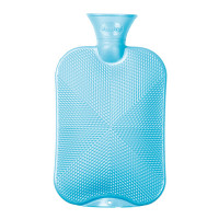 Fashy Basic värmeflaska Ljusblå