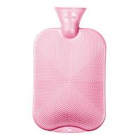 Fashy Basic värmeflaska Rosa