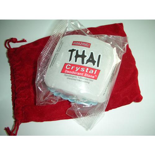 Sol-Tryck Thai Deosten stor i sammetspåse 150g