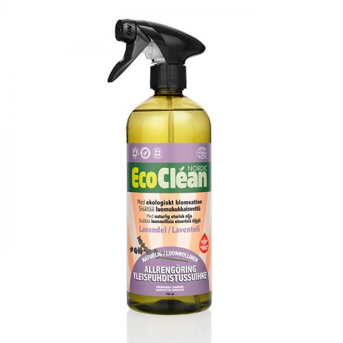 EcoClean Allrengöring Lavendel 750 ml EKO