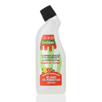 EcoClean WC-rent Grapefrukt 750 ml EKO