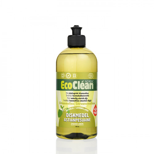 EcoClean Diskmedel Citrus 500 ml EKO