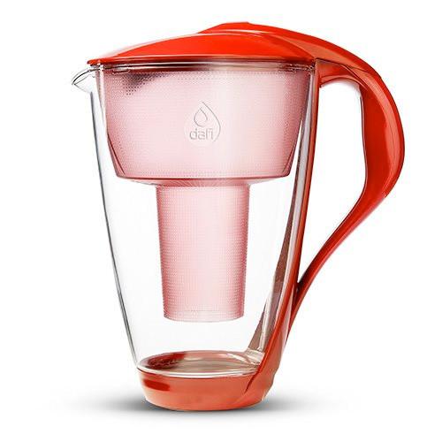 Dafi Dafi 2,0l glas Röd