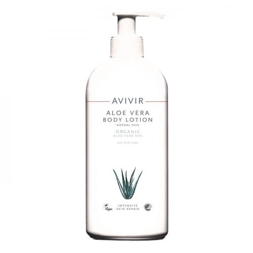 Avivir Aloe Vera Body Lotion 500ml - Limited Edition