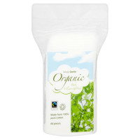 Simply Gentle Organic Baby Cleansing Pads 60 pads