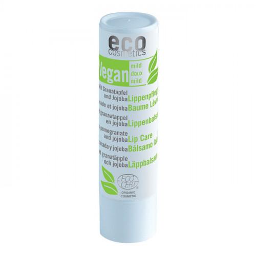 Eco Cosmetics Läppbalsam Vegan  4g EKO