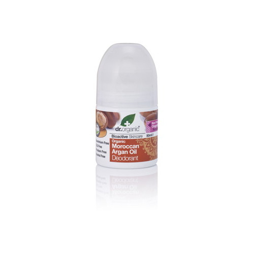 Dr Organic Moroccan Argan Oil Deodorant 50ml