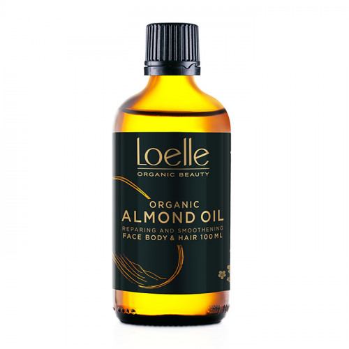 Loelle Almond Oil Cold Pressed 100ml