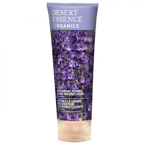 Desert Essence Hand & Bodylotion Lavendel 237ml EKO