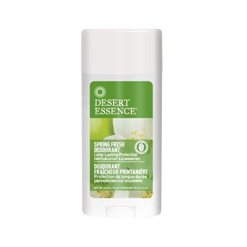 Desert Essence Deodorant Stick Spring Fresh 70ml
