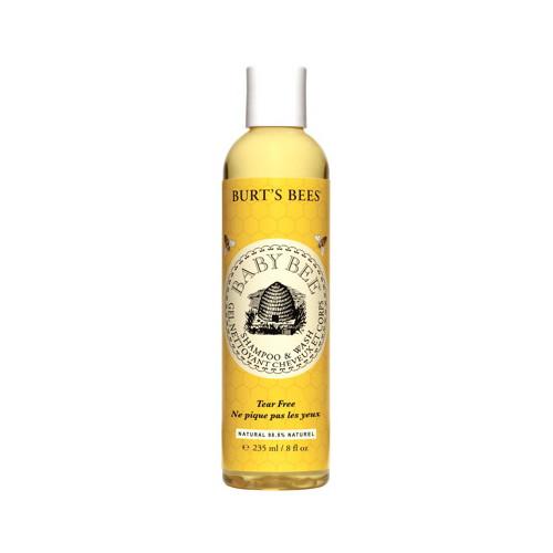 Burt's Bees Baby Shampoo & Wash 235ml