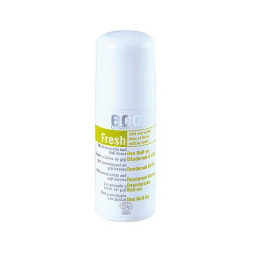 Eco Cosmetics Fresh Deo Roll-on Granatäpple Gojibär 50ml EKO