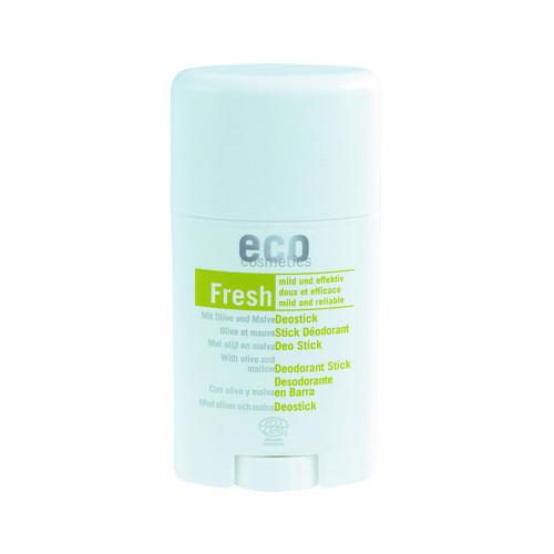 Eco Cosmetics Fresh Deostick Olivblad Läkemalva 50ml EKO