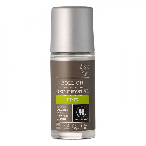 Urtekram Urtekram Lime Deo crystal 50ml EKO