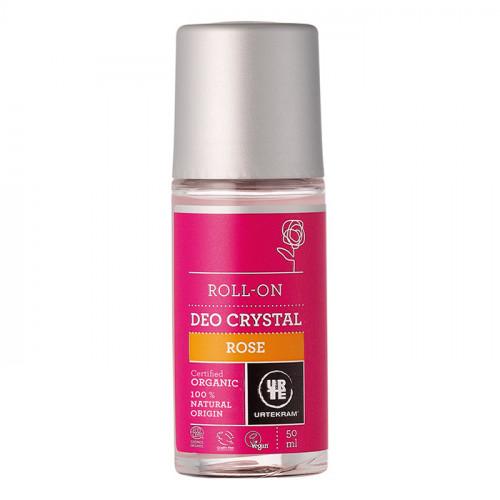Urtekram Urtekram Rose Deo crystal 50ml EKO