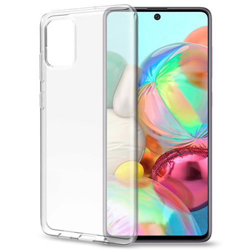 Celly Gelskin TPU Cover Galaxy A71 T