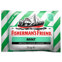 FISHERMAN'S FRIEND Fishermans Mint sockerfri 25g