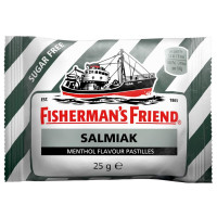 FISHERMAN'S FRIEND Fishermans Salmiak sockerfri 25g