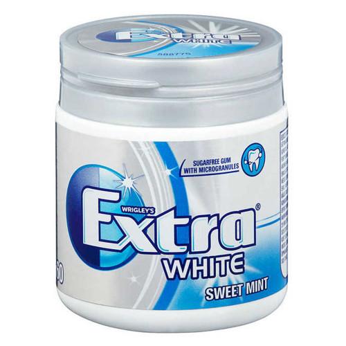 Extra Tuggummi sweet mint burk 84 g