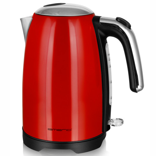 Emerio Vattenkokare Retro Red 1,7l