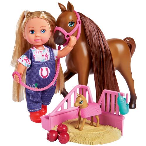 Evi EL Doctor Evi Horse Rescue