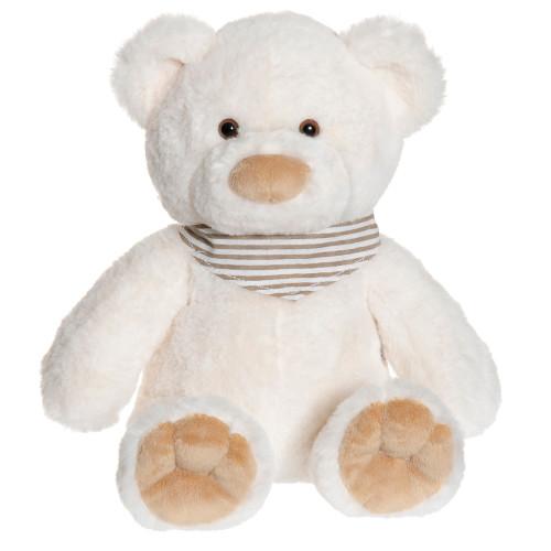 Teddykompaniet Malte Creme
