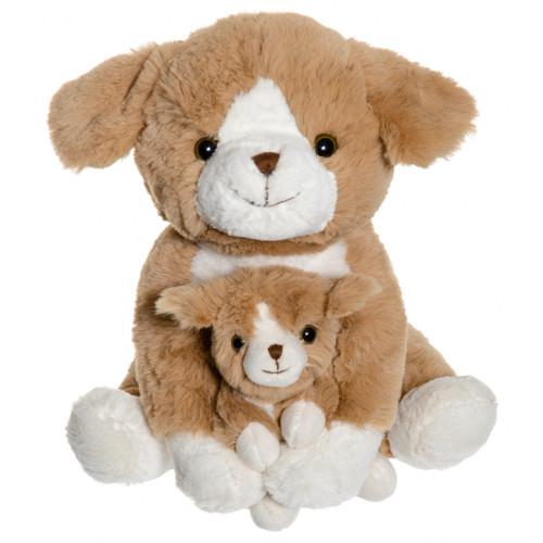 Teddykompaniet Dreamies Hund Stor Och Liten