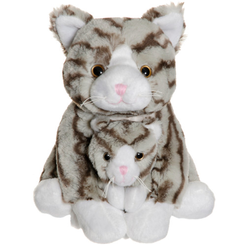 Teddykompaniet Dreamies Katt Stor Och Liten