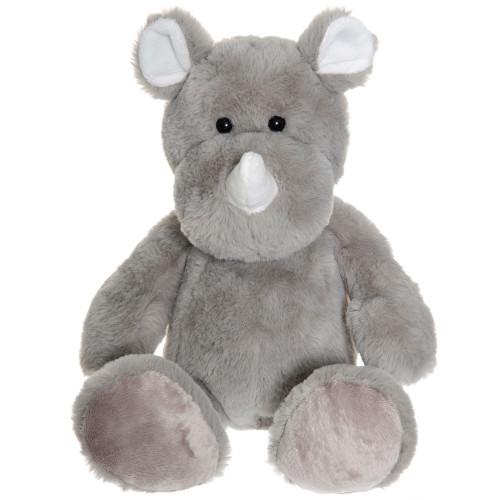 Teddykompaniet Teddy Wild Noshörning Liten