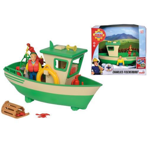 Brandman Sam Sam Charlies Fishing Boat