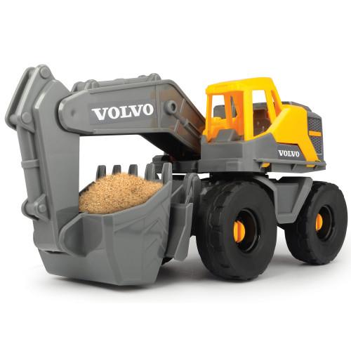 Dickie Volvo On-site Excavator