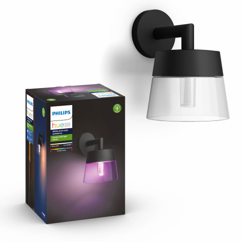 Philips Hue Attract Vägglampa White/Co