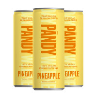 Pandy 3x Energidryck Pineapple