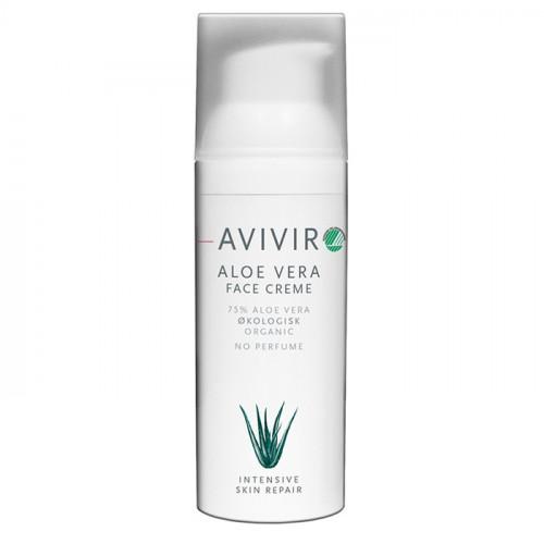 Avivir Aloe Vera Face Creme 50ml