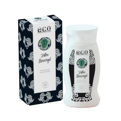 Eco Cosmetics Tattoo Duschgel  200 ml EKO