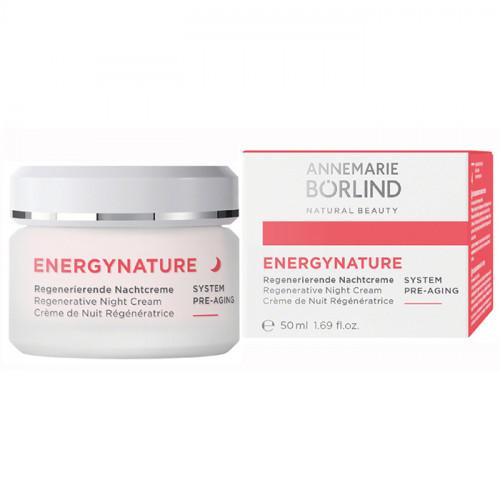 Börlind Energy Nature Regenerative Night Cream 50ml EKO Vegan