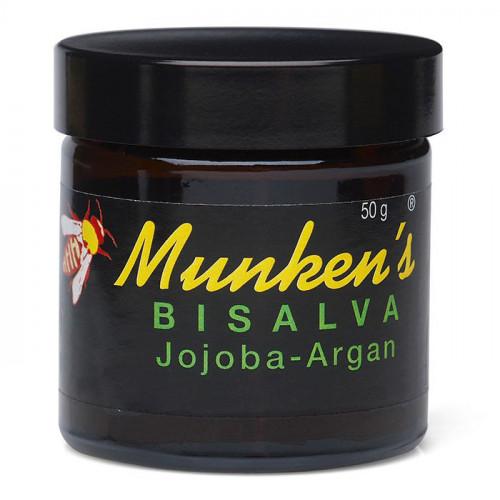 Munkens Bisalva Munkens Bisalva Jojoba/Aragan 50g