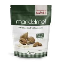 Funksjonell Mat Mandelmjöl, fettreducerat 400 gram