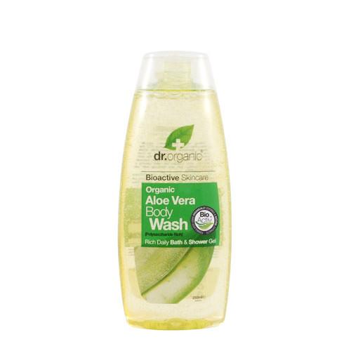 Dr Organic Aloe Vera Body Wash 250ml
