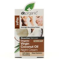 Dr Organic Virgin Coconut Oil Night Cream 50ml