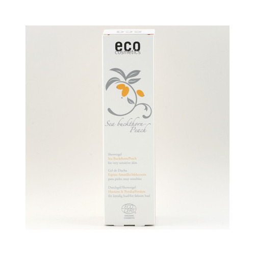 Eco Cosmetics Duschgel Sensitive Havtorn Persika 200ml EKO