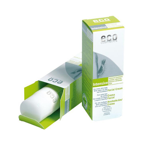 Eco Cosmetics Facial Cream Intensive Arganolja Havtorn 50ml EKO