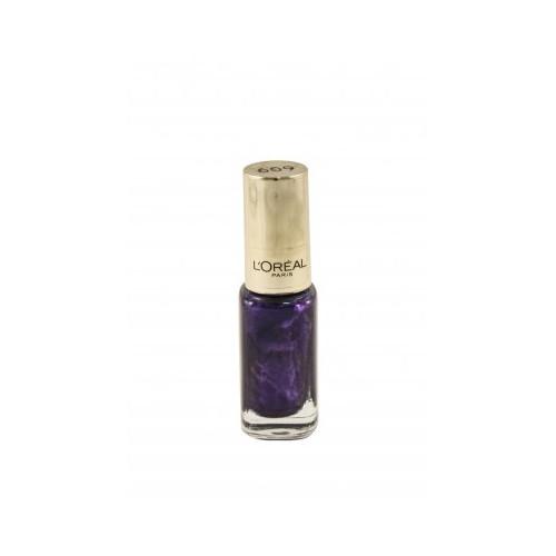 L'Oréal Colour Riche Nail Polish - 609 Divine Indigo