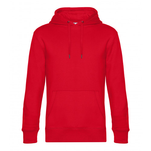 B and C Collection B&C KING Hooded Red