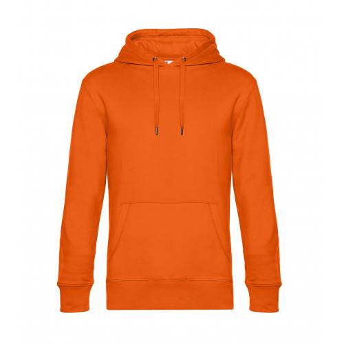 B and C Collection B&C KING Hooded PureOrange