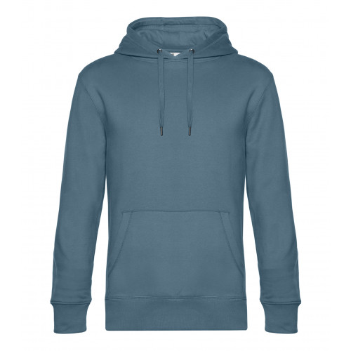 B and C Collection B&C KING Hooded NordicBlue