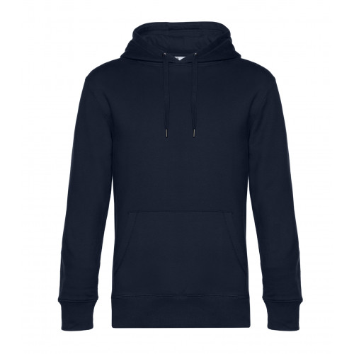B and C Collection B&C KING Hooded NavyBlue