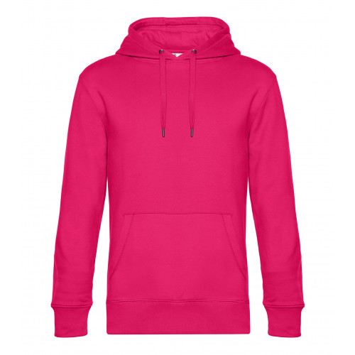 B and C Collection B&C KING Hooded MagentaPink